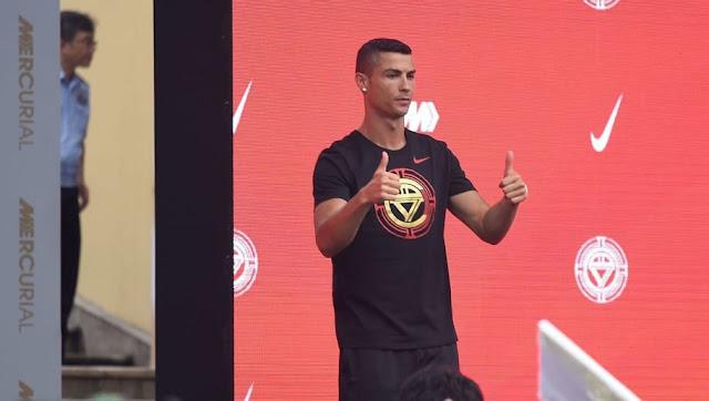 Cristiano Ronaldo veut un joueur parisien à la Juventus