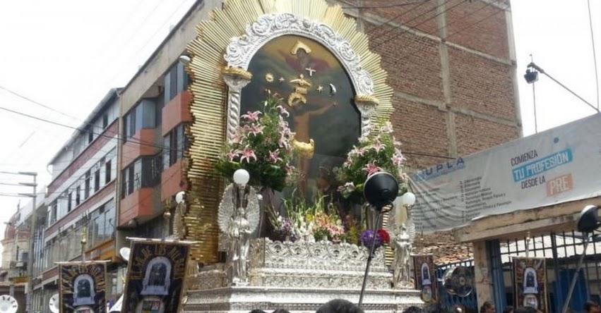 SEÑOR DE LOS MILAGROS 2017: Estas son todas las fechas de las procesiones (Programación Procesión Cristo Moreno) Iglesia Las Nazarenas