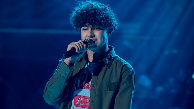 Hassan - Circles || The Voice Kids 2021