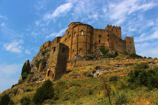 El Castillo de Loarre, el tesoro románico de Aragón
