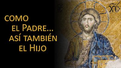 Evangelio según san Juan (5, 17-30): Como el Padre... así también el Hijo