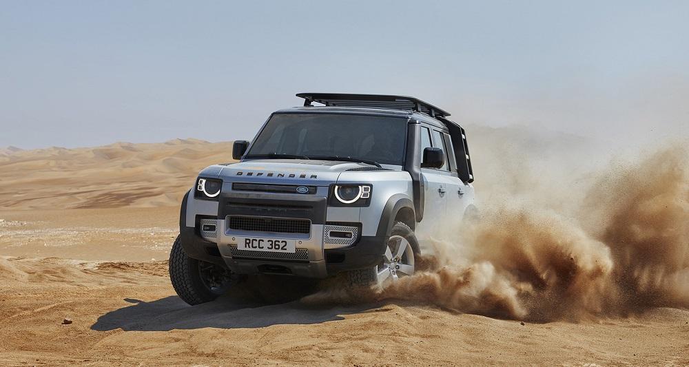 Land Rover Defender 2020 sắp ra mắt tại Châu Á