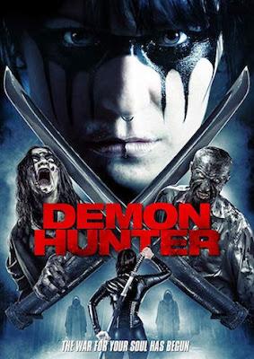 Demon Hunter 2016 Dual Audio Hindi 720p WEB-DL 750mb
