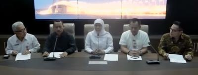 Khofifah Tetapkan UMK 2020 di 38 Kabupaten/Kota