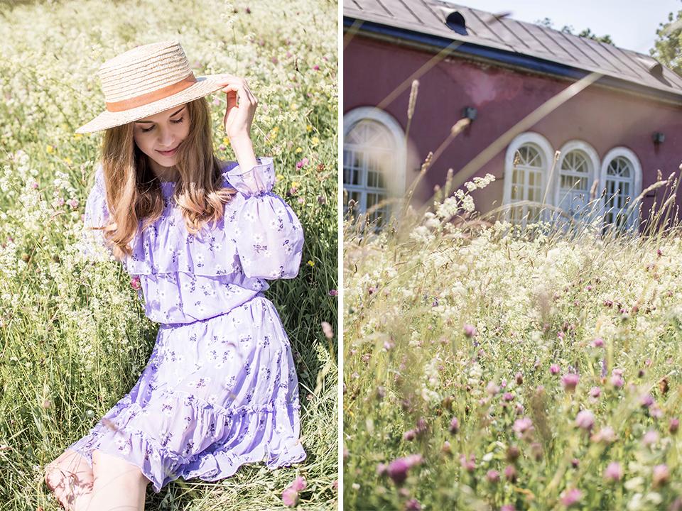 Lilac fashion on sale, summer 2020 - Vaaleanvioletit alepoiminnat, kesämuoti 2020