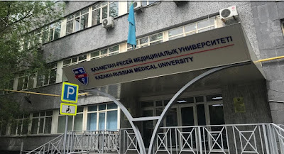 Kazakh Russian Medical University MBBS Admission & Fees structure for Pakistani students