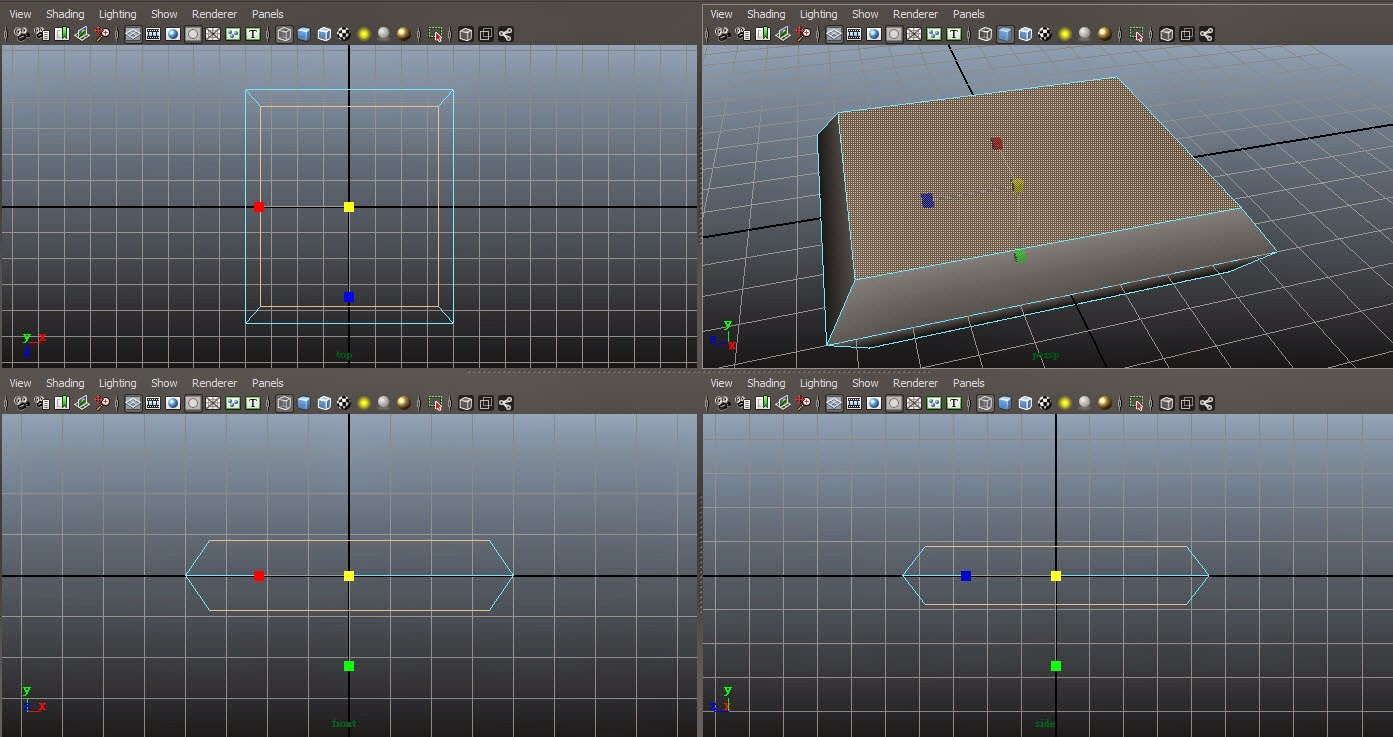 Joystick Modeling 02