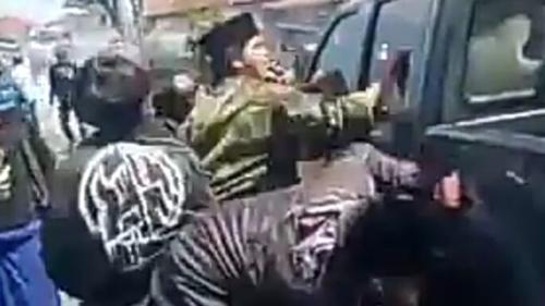 Pendukung Habib Rizieq di Tasikmalaya Anarkis, Netizen: Perusak Nama Islam