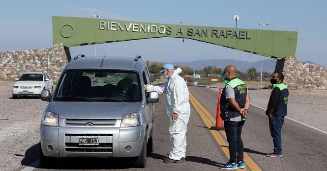 San Rafael es uno de los lugares del país donde sus visitantes tienen menos riesgo de contraer coronavirus