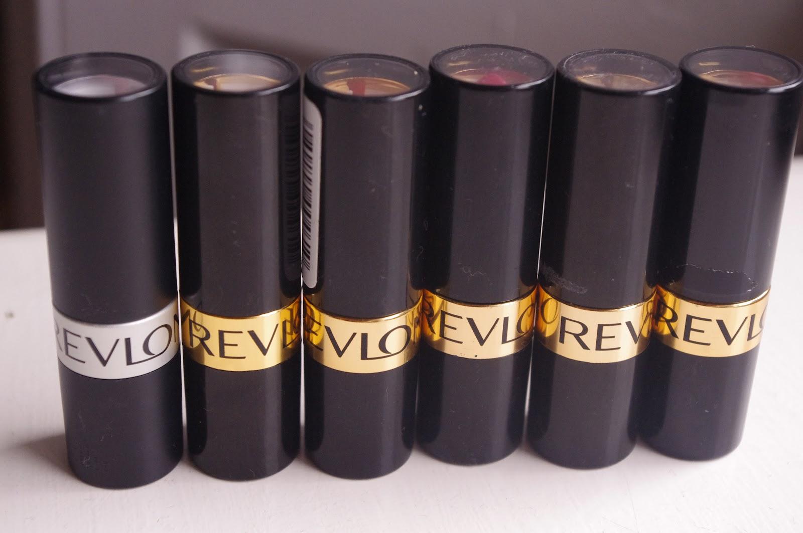 Harga Lipstik Revlon Terbaru Agustus 2018, Cek
