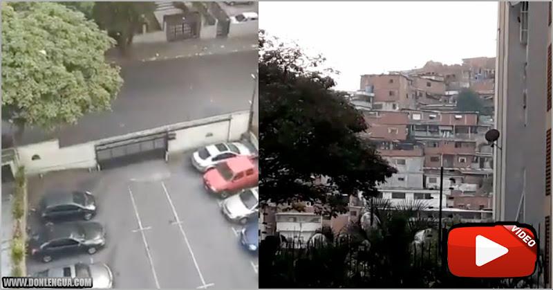 Se reportan fuertes tiroteos en Petare presuntamente entre pandillas