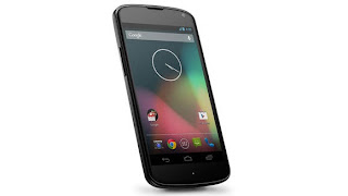 Google Nexus 4, Ponsel Google, Android