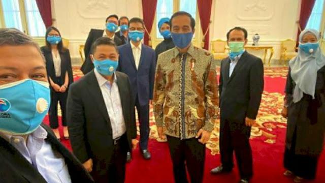 Tak Hanya PAN, Jokowi Juga Bertemu Anis Matta-Fahri Hamzah Partai Gelora