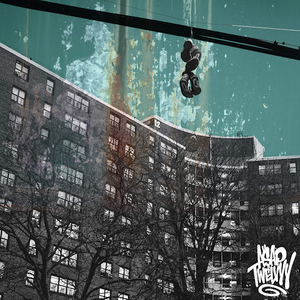 A$AP Twelvyy - 12 Cover