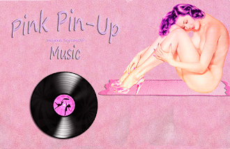 Portada para facebook: Pink Pin-Up Music 3 | Wallpaper