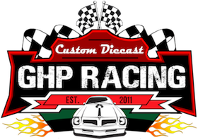 GHP RACING CUSTOM DIECAST