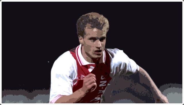 Bergkamp Ajax 1992