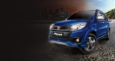 Brosur Kredit Dp Murah Toyota Rush Baru