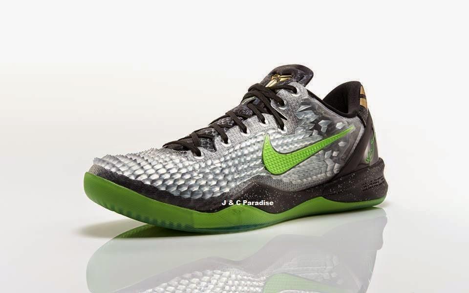 b6a64dcfae82 Sole4Souls   Nike Kobe 8 System SS Christmas