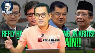 Minta UU ITE Dicabut Habis, Refly Harun Ngaku Waswas: Ada Buzzer Menunggu Kami Terpeleset