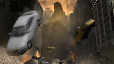 Godzilla Strike Zone MOD v1.0.1 (Unlocked All Mission)