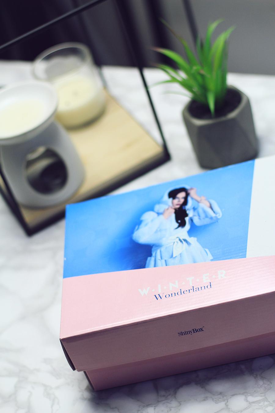 Styczniowy ShinyBox | Winter Wonderland