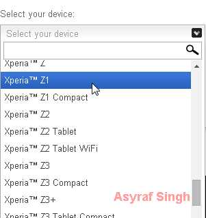 Unlock Bootloader On Sony Xperia Z1
