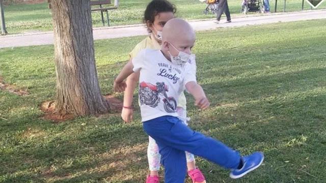 Δημήτρης Καμπόσος: Ο μικρός αυτός αγωνιστής συγκίνησε όλο τον κόσμο με την δύναμη του
