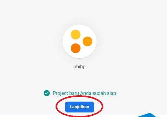 Project View Blogger Siap