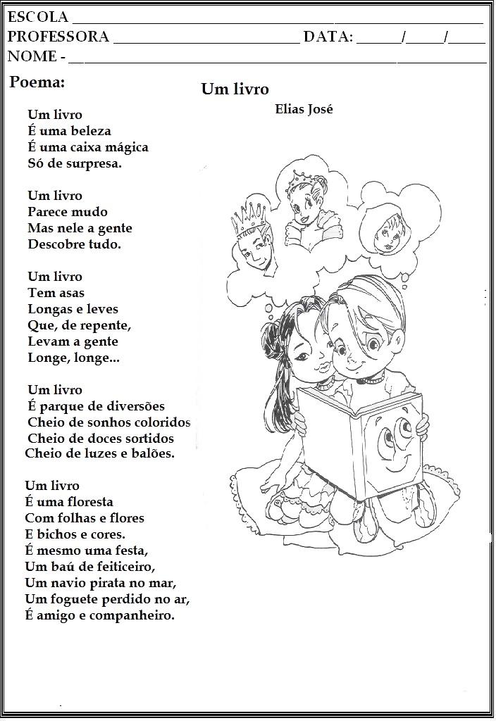 ATIVIDADES LIVRO INFANTIL DIA MUNDIAL INTERNACIONAL II