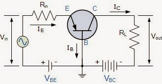 The Common Base Transistor Circuit ~ Electrical