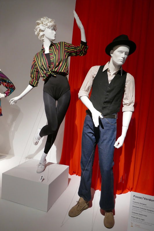 Michelle Williams Sam Rockwell Fosse Verdon costumes