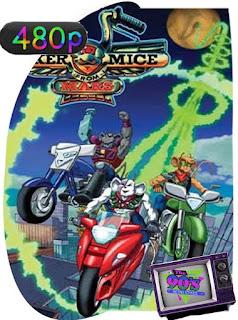 Los motorratones de Marte [1993] Temporada 1-2 [480p] Latino [GoogleDrive] SilvestreHD