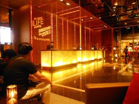 lobi hotel JW Marriot Bangkok