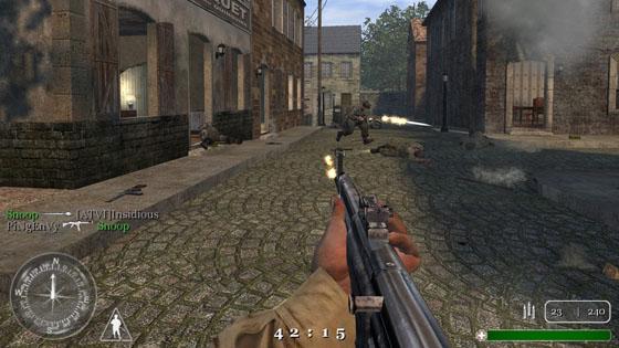 تحميل لعبة كول اوف ديوتي الجزء الأول ( نسخة فاخر ) - Call Of Duty Deluxe Edition