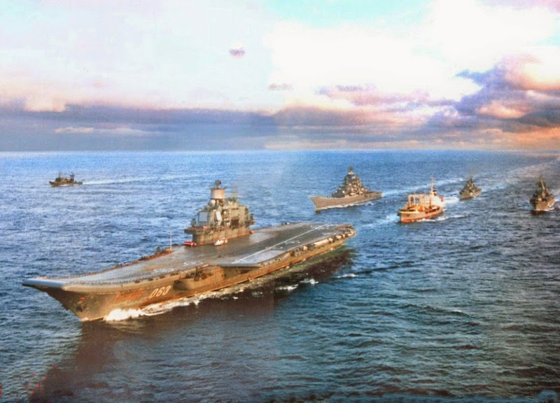 Carrier Battle Group