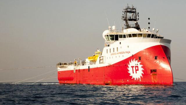 Ντονμέζ: Η Τουρκία σχεδιάζει έρευνες στα χωρικά ύδατα της Λιβύης