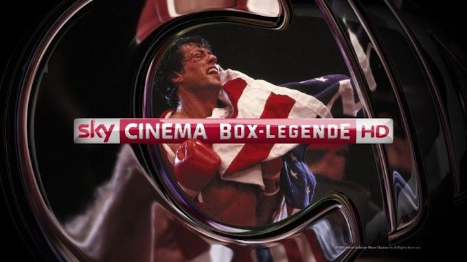 Sky Cinema Box-Legende HD - Astra Frequency