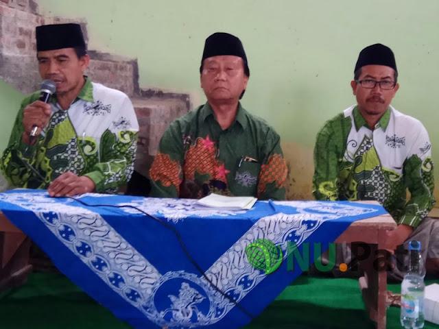 Pemilihan Ketua MWC NU Winong