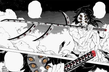 Kimetsu no Yaiba (Demon Slayer) Chapter 172: Tanggal Rilis Resmi