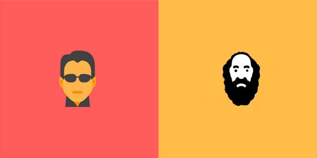 Qual o paralelo entre Neo e Sócrates?