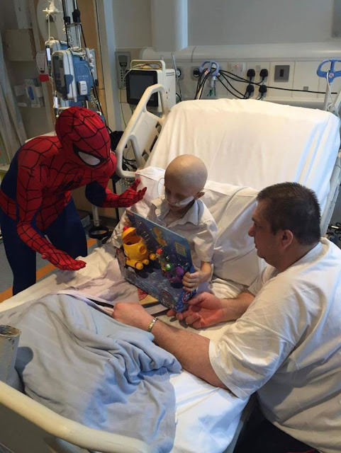 This 7-Year-Old Cancer Patient's Dying Wish Was To Be Buried Beside His Mother's Grave