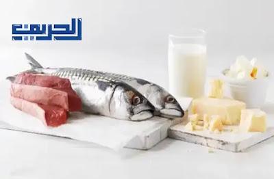 اكلات تقوي العظام والعضلات
