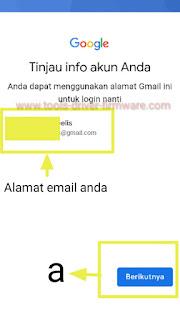 memebuat akun gmail baru tanpa no hp