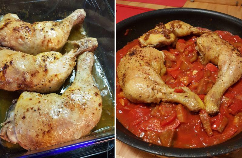 Knusprige Hühnerschenkel - Hohl Dir den Sommer in die Küche