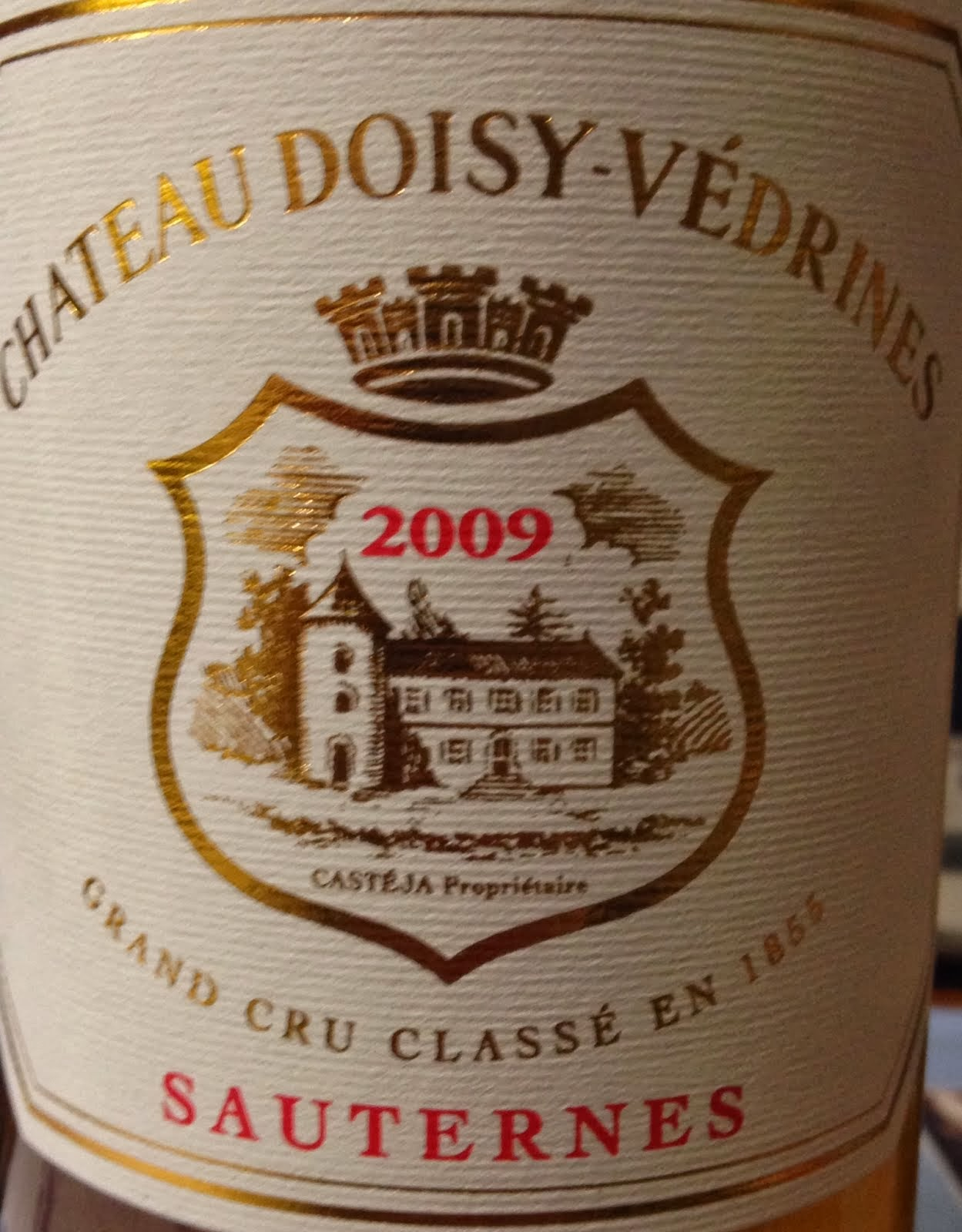 We Have Not Seen A Sauternes Value Like This In Long Time