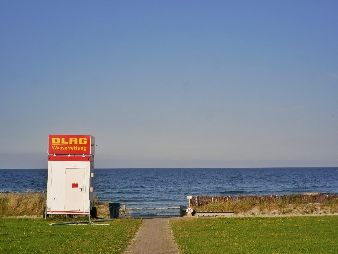 Ostseestrand dlrg