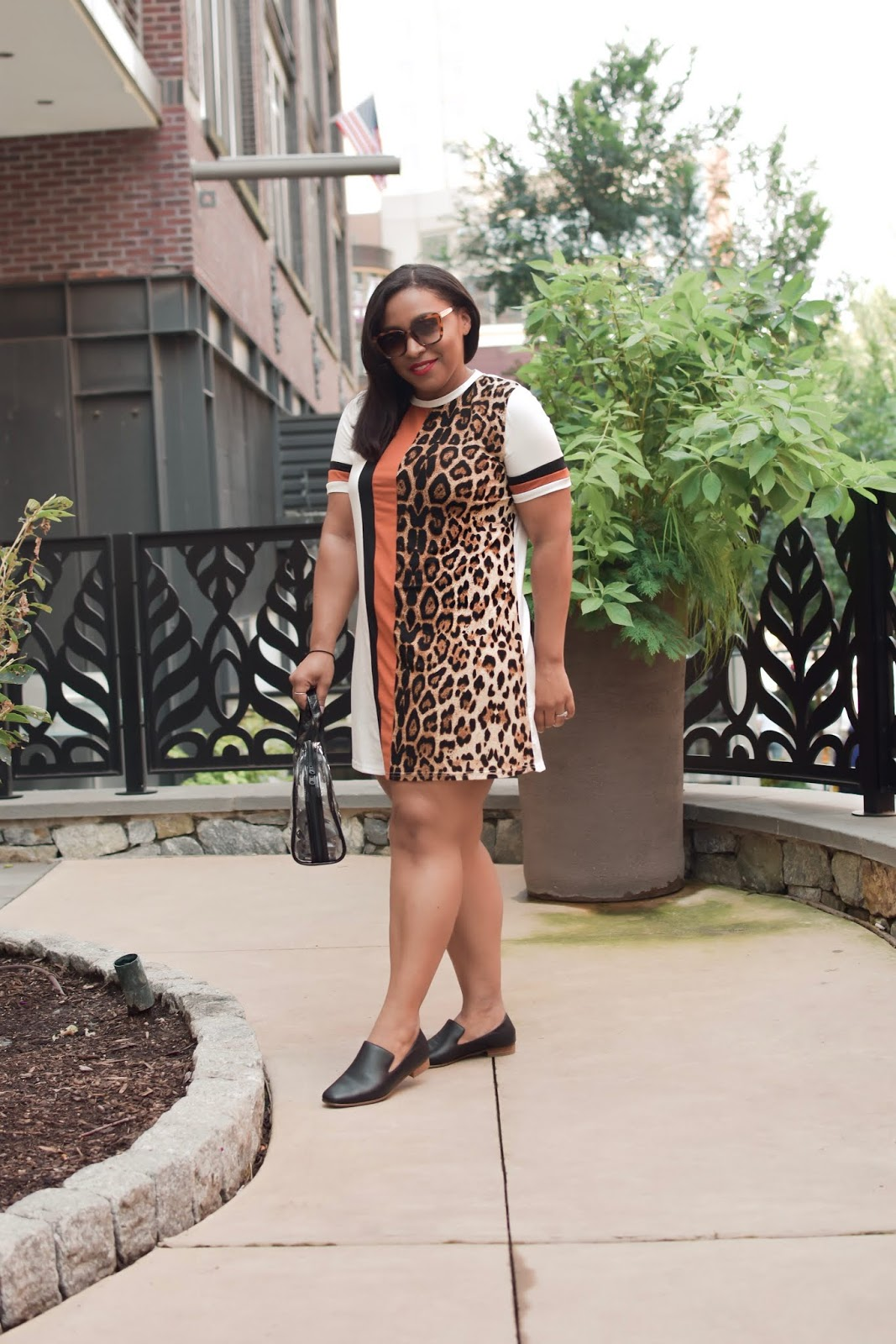 shein, shein gals, shein clothes, shein reviews, leopard dress, summer dresses, shirt dress
