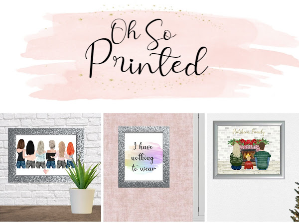 Selling on Etsy | Oh So Printed