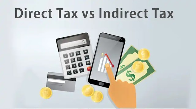 Classification of Taxes: Direct vs Indirect Tax